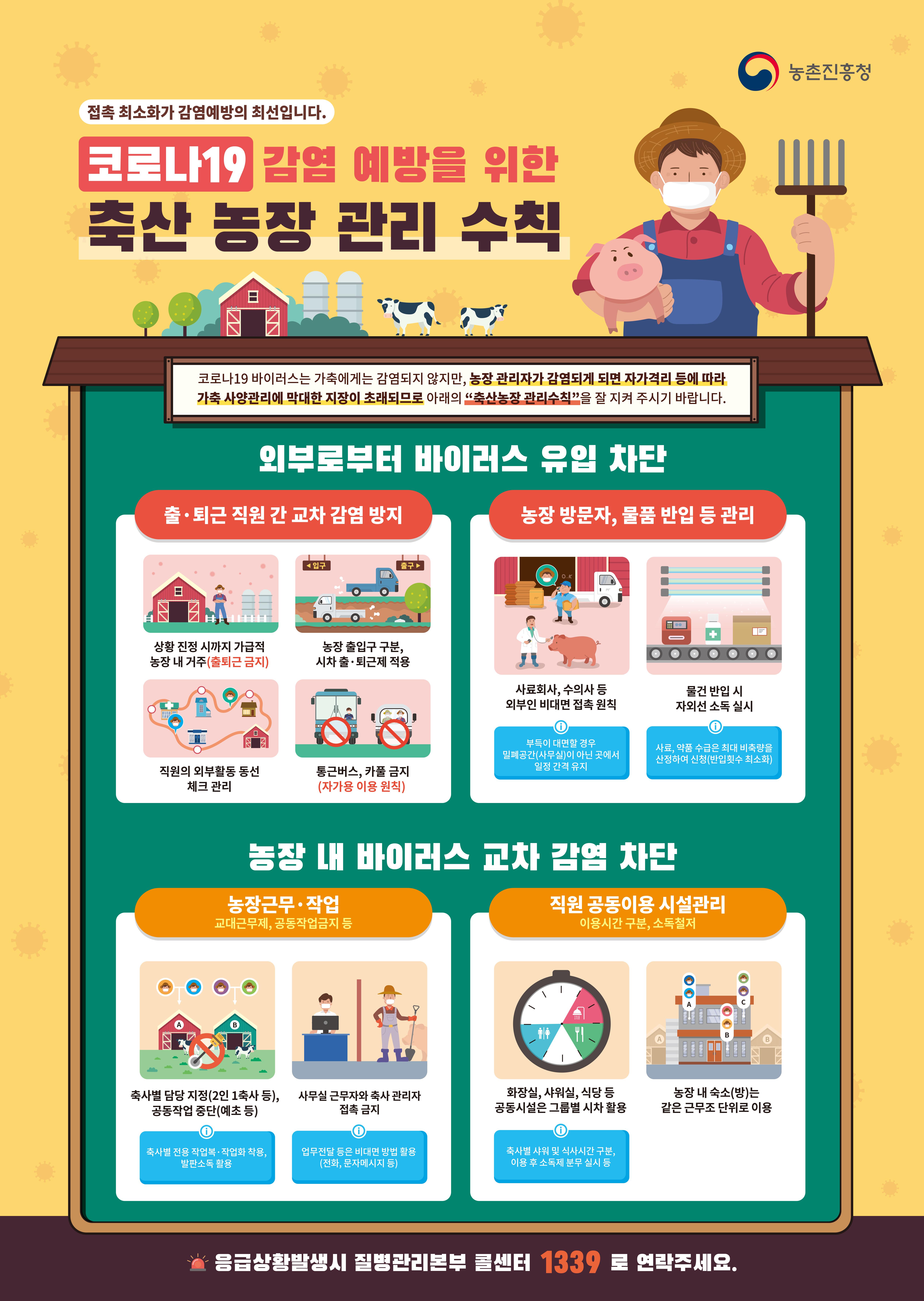 코로나19 감염 예방을 위한 축산 농장 관리 수칙.jpg